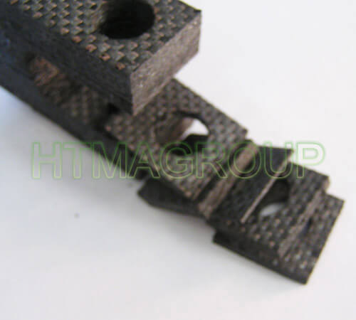 2D carbon composite products