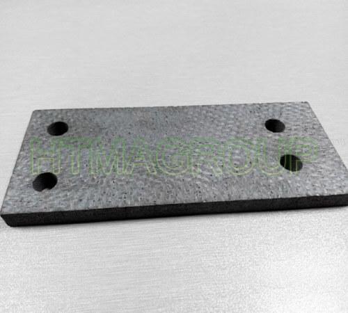 carbon ceramic composite material