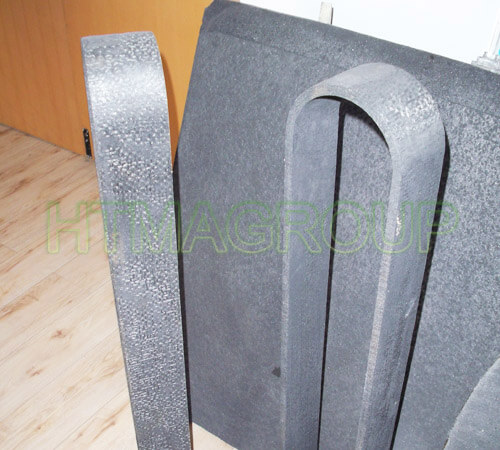 carbon composite heater