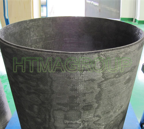 carbon composite insulation barrel