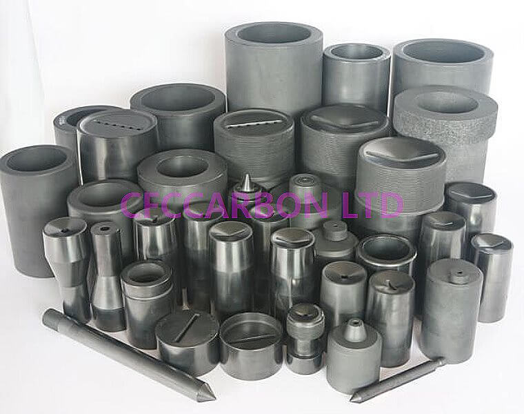 high purity graphite crucibles
