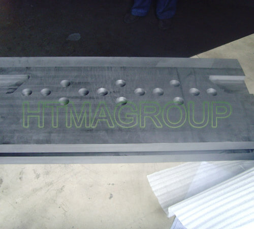 cnc machining graphite