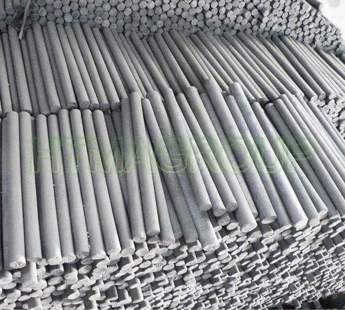 extrusion graphite