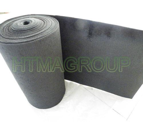 graphite insulation felt
