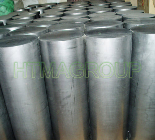 isostatic press graphite