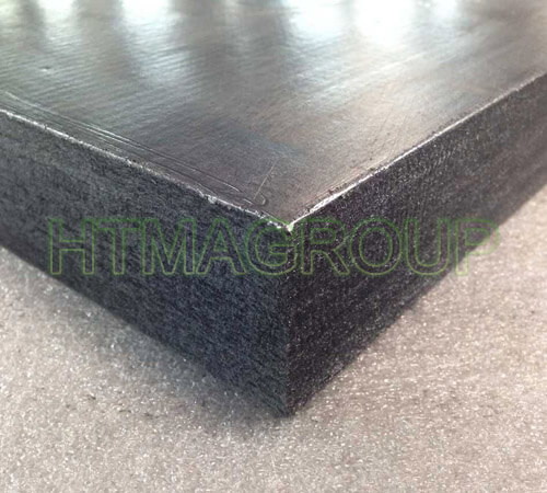 rayon based rigid graphite felt