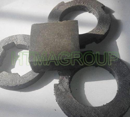 carbon ceramic composite C/SiC
