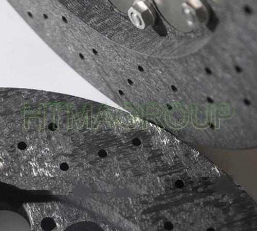 carbon ceramic composite