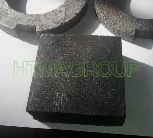 carbon ceramic composite blocks