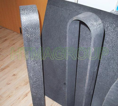 carbon composite u profile