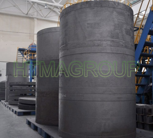 carbon carbon composite insulation barrel