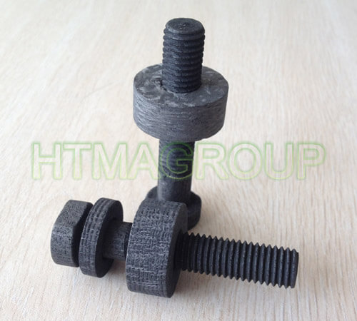 carbon carbon composite screws studs