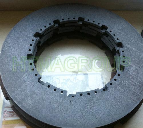 carbon carbon racing brake disc