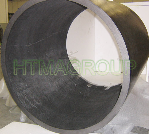 graphite insulation barrel