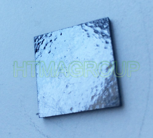 highly oriented pyrolytic graphite, hopg