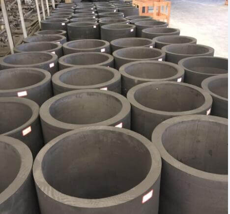 isostatic graphite insulation barrel
