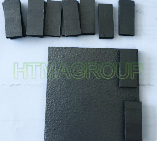 pyrolytic graphite material
