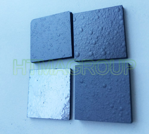 pyrolytic graphite blocks