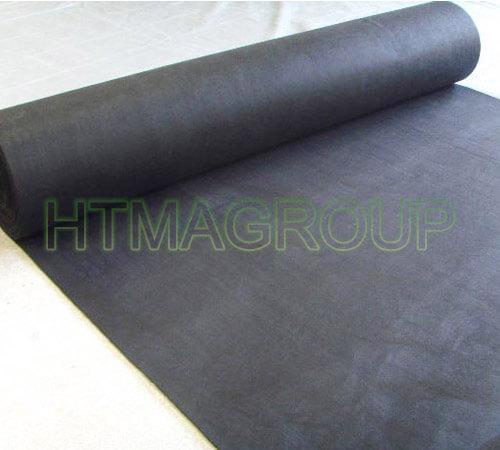 rayon based graphite felt
