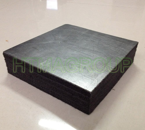 rigid graphite felt