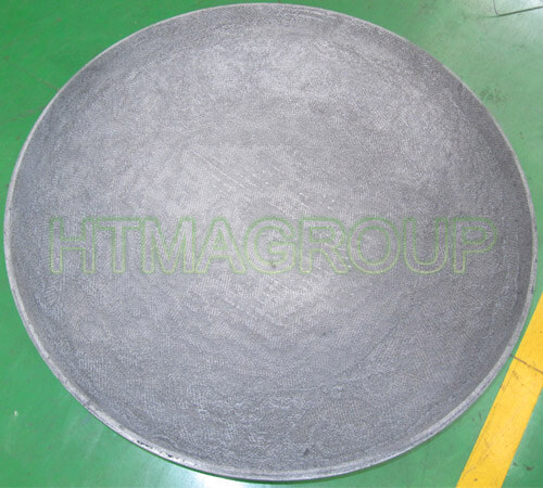 thermal field carbon composite board