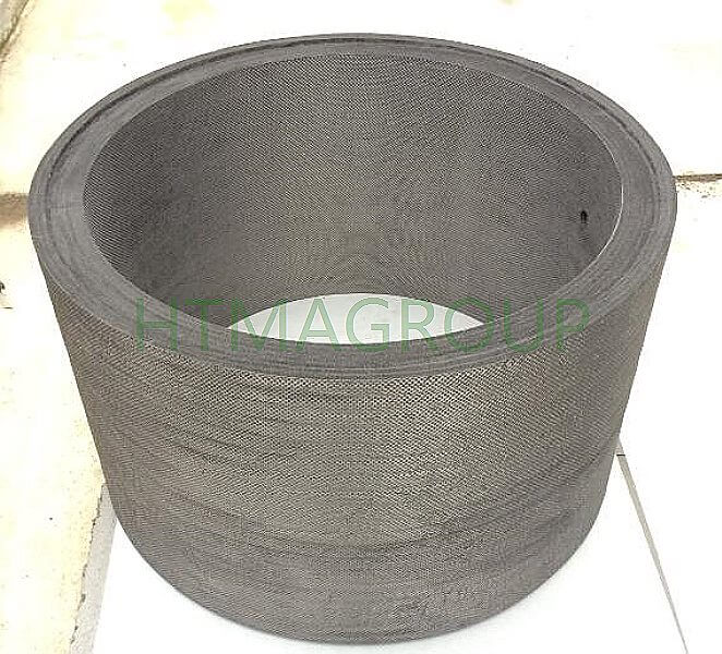 thermal insulation graphite barrel