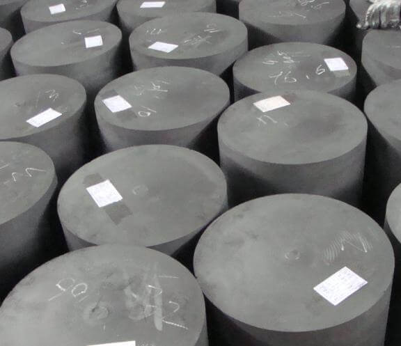 isostatic-graphite-rods