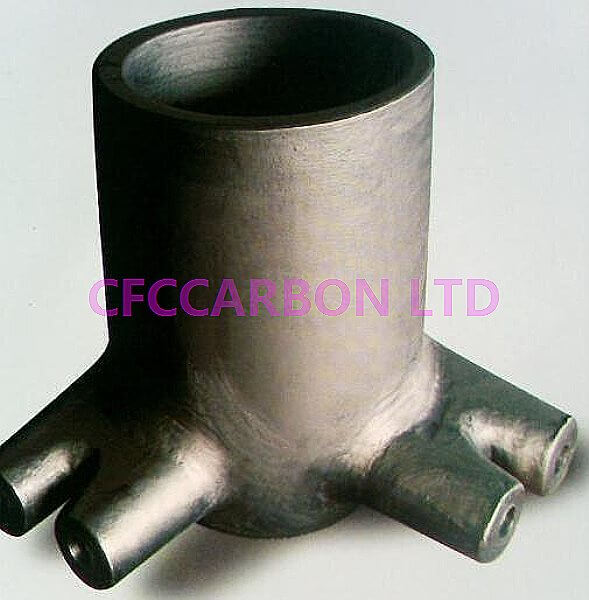 sic graphite crucible