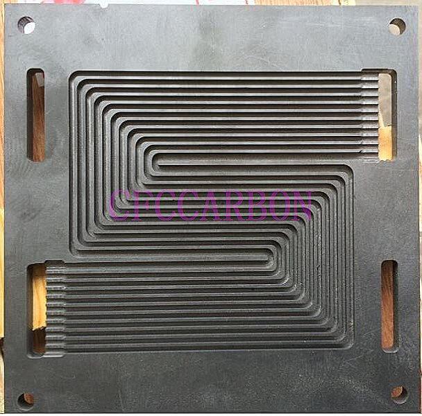 bipolar graphite plate