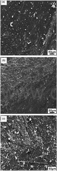 Fig.4-SEM-micrographs-of-worn-surfaces-of-untreated-composite