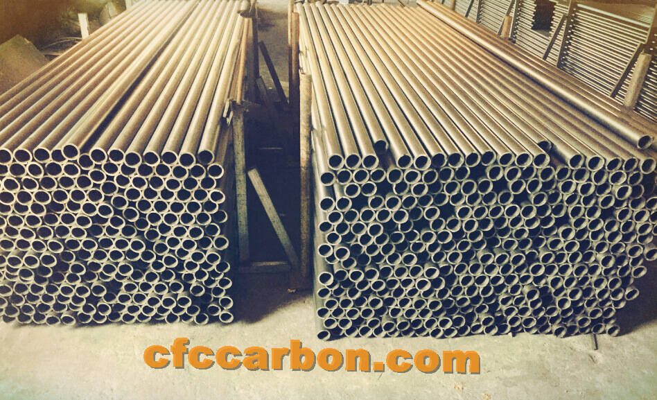 resin graphite pipes for heat exchangers-8