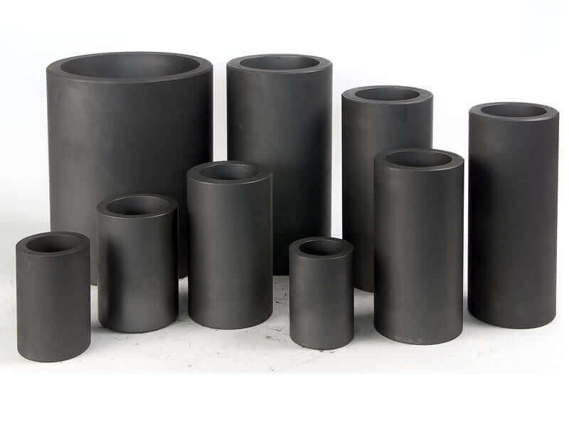 graphite tubes mould
